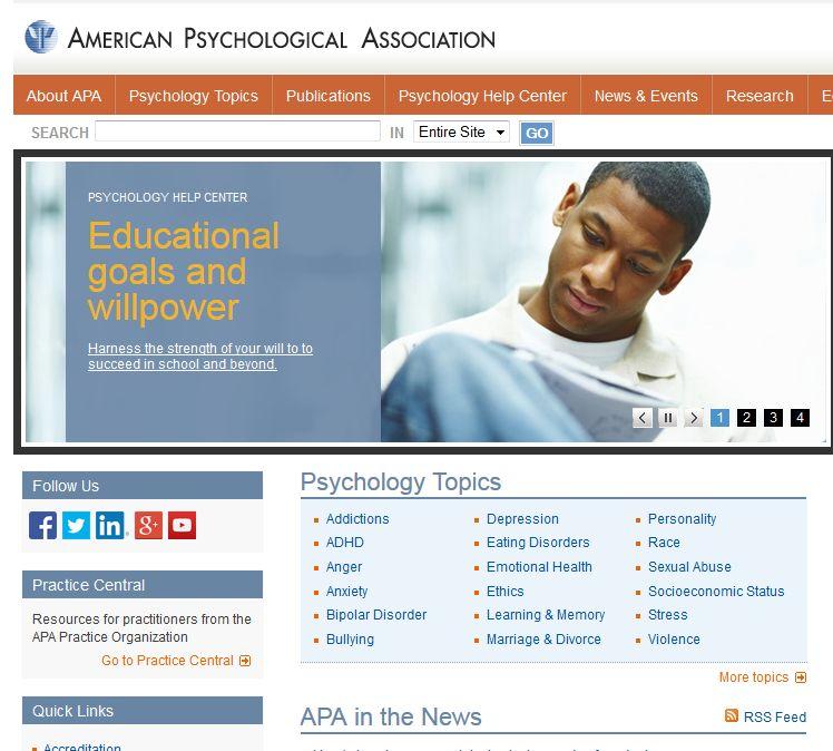 American psychological association dissertation awards